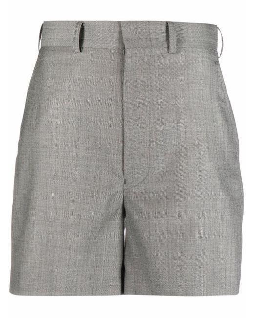 Short à taille haute Junya Watanabe en coloris Gray