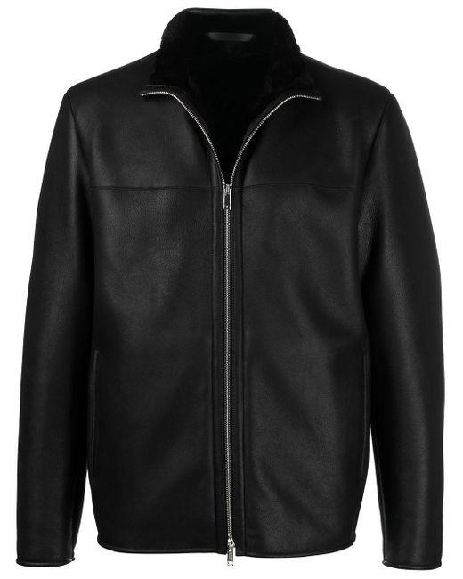 Veste zippé Tobin Theory pour homme en coloris Black