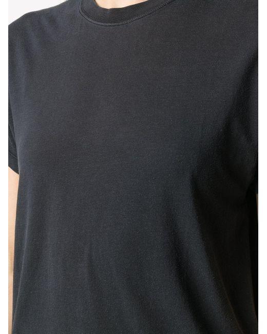 IRO クルーネック Tシャツ Black