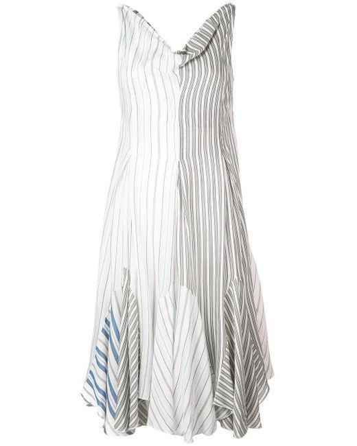 J.W. Anderson ハンカチーフ ドレス White