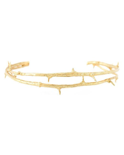 Wouters & Hendrix - Yellow 'thorn' Bracelet - Lyst