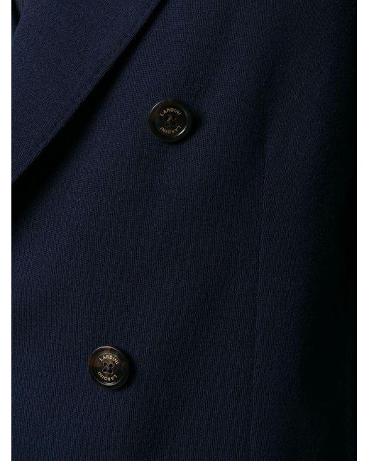 Двубортный Пиджак Lardini для него, цвет: Blue