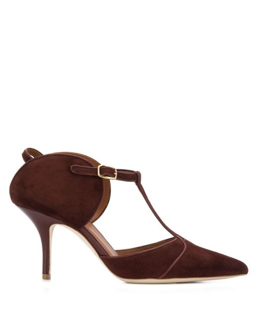 Malone Souliers Imogen パンプス Brown