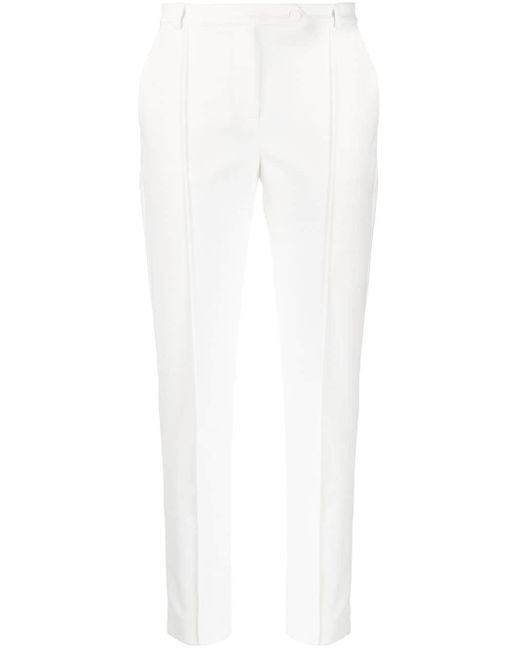 Styland スリムパンツ White