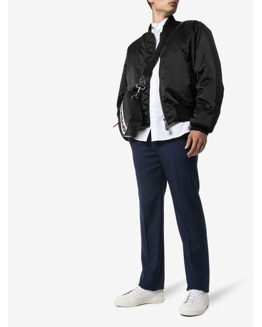 メンズ Givenchy ローカット スニーカー White