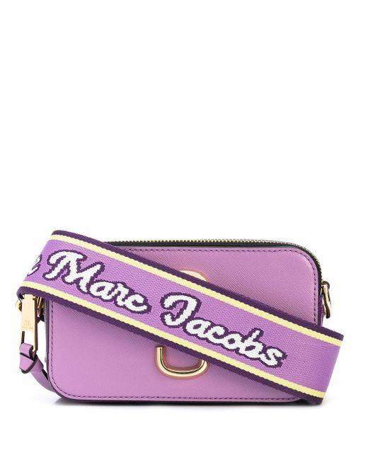 Marc Jacobs Snapshot ショルダーバッグ Purple
