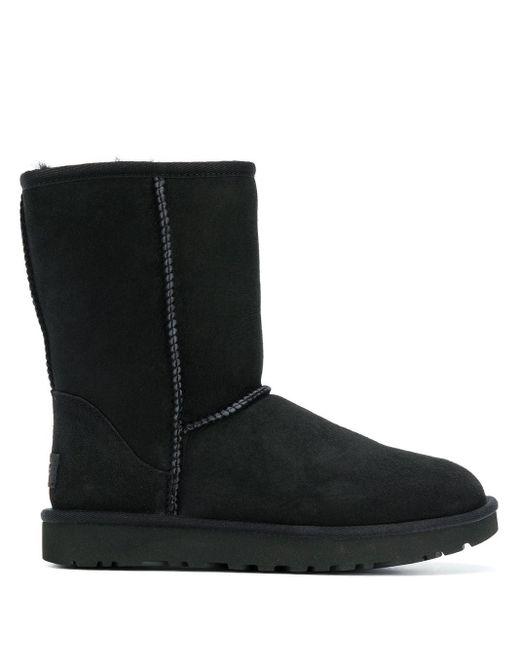 Ugg Classic Short Ii ブーツ Black