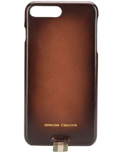 Officine Creative Iphone X ケース Brown