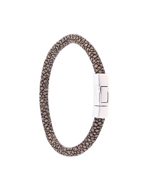 Tateossian - Stingray Bracelet for Men - Lyst