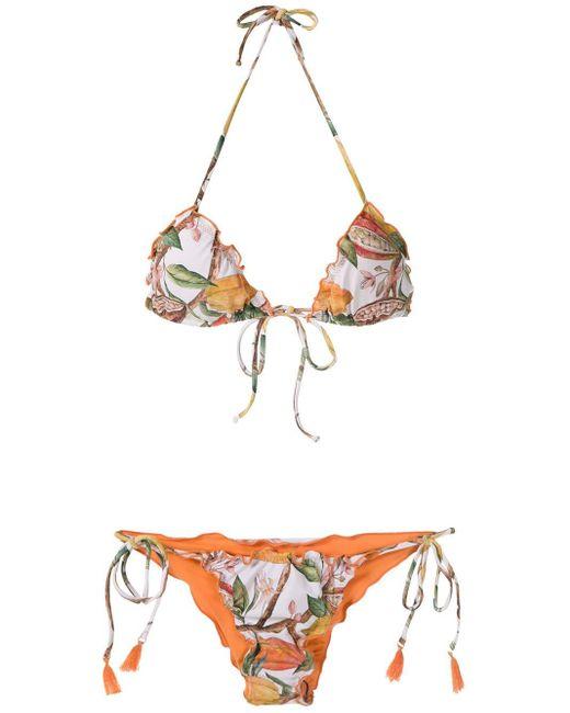 Купальник С Принтом Brigitte Bardot, цвет: Multicolor
