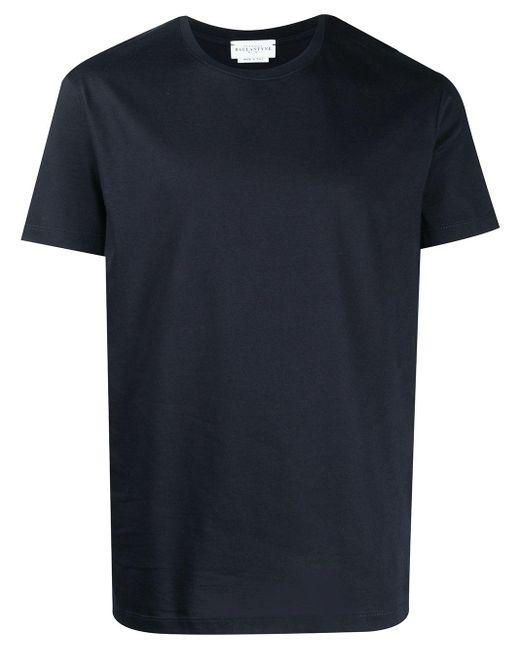 メンズ Ballantyne ラウンドネック Tシャツ Blue