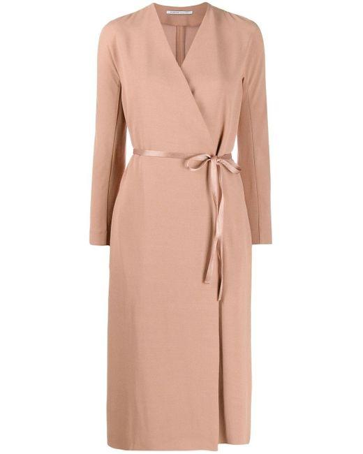Agnona ラップスタイル ドレス Multicolor