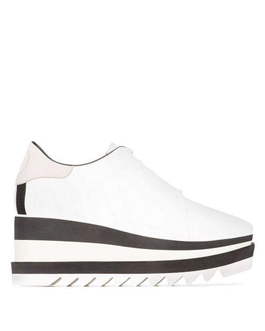 Zapatos de vestir Elyse 80 Stella McCartney de color White
