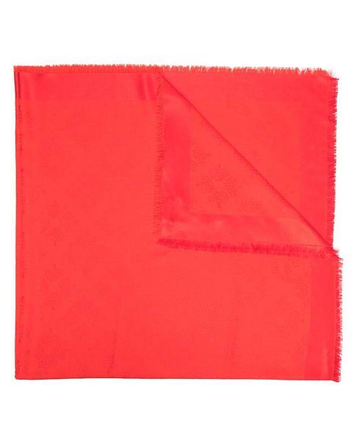 Платок С Принтом Tree Mulberry, цвет: Red
