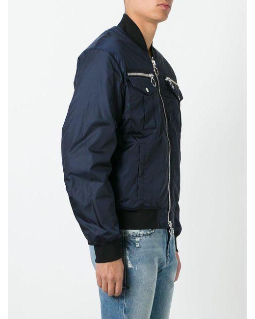 The Blue Summer Jacket