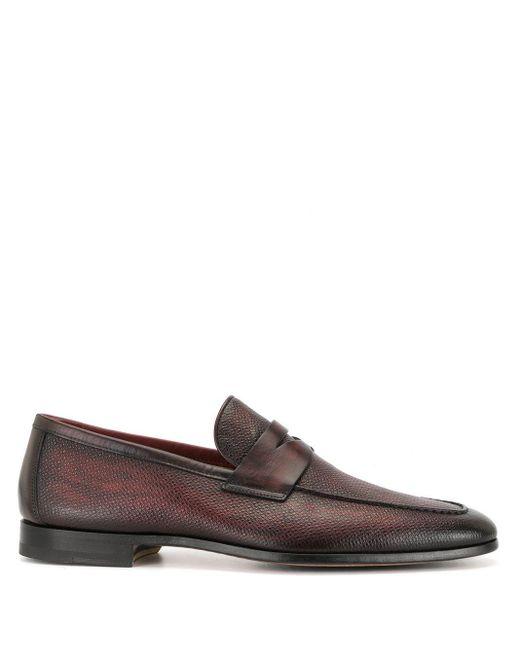 メンズ Magnanni Shoes ローファー Brown
