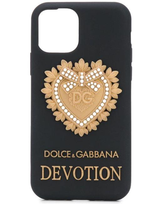 Dolce & Gabbana Iphone 11 Pro ケース Black