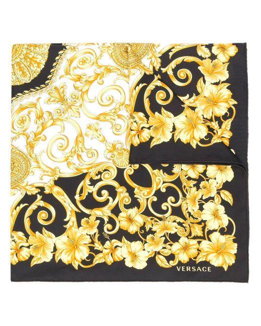 Versace Barocco スカーフ Multicolor