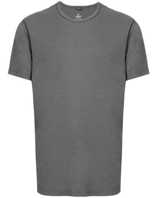 メンズ Reigning Champ トレーニング Tシャツ Gray