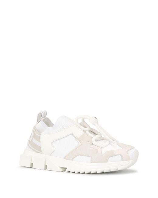 Кроссовки Sorrento Dolce & Gabbana, цвет: White