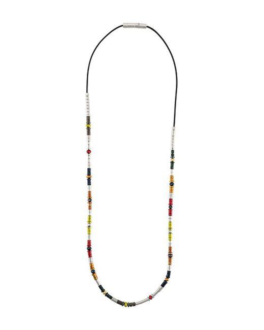 Ambush ビーズディテール ネックレス Multicolor