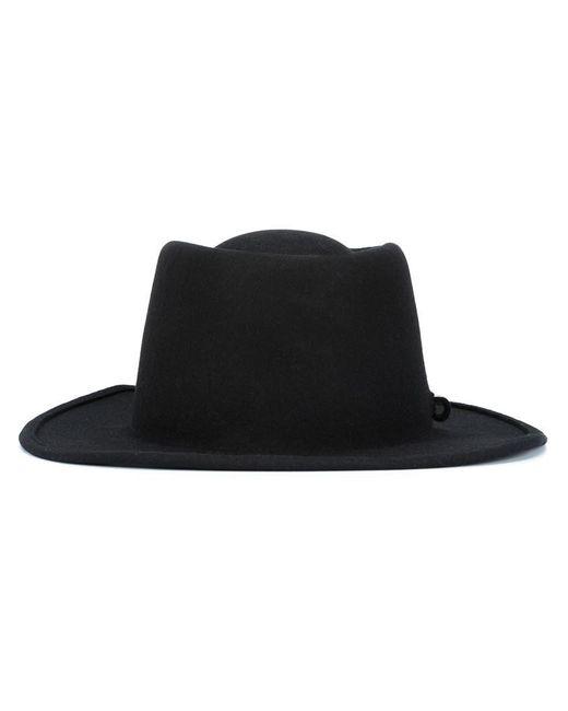 Hl Heddie Lovu | Black Wide Brim Hat for Men | Lyst