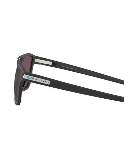 Oakley Women's Black Latch Alpha Sunglasses
