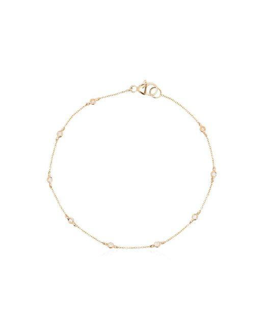 Bracelet Lulu Jack Dana Rebecca en coloris Metallic