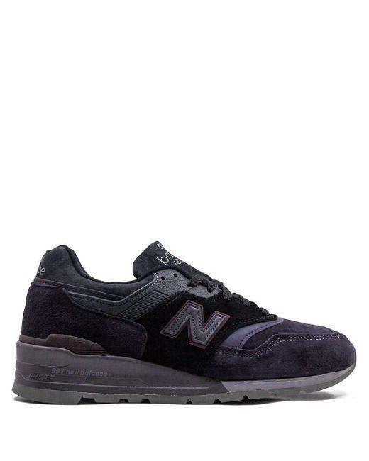 メンズ New Balance 997 スニーカー Purple