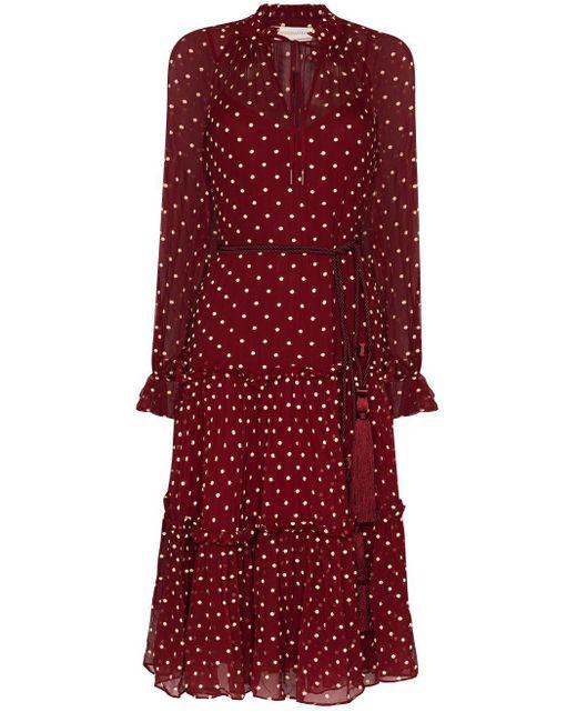 Zimmermann Ladybeetle ドレス Red