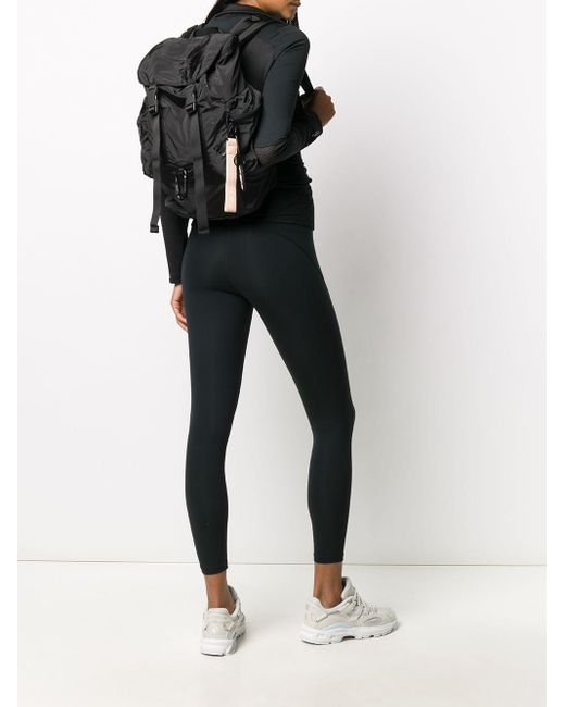 Adidas By Stella McCartney バックル バックパック Black