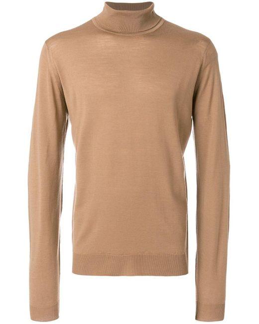 メンズ John Smedley タートルネック セーター Multicolor
