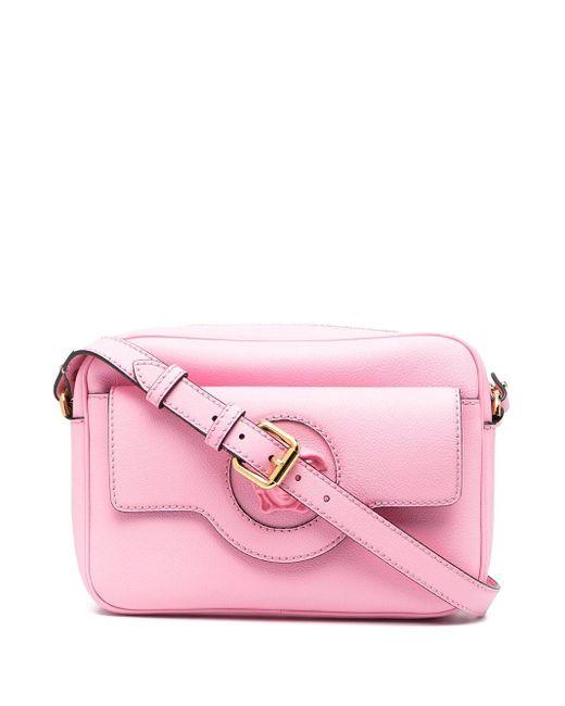 Versace メデューサ サッチェルバッグ Pink