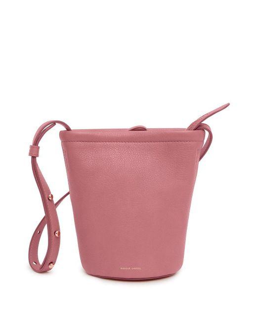 Mansur Gavriel バケットバッグ Pink