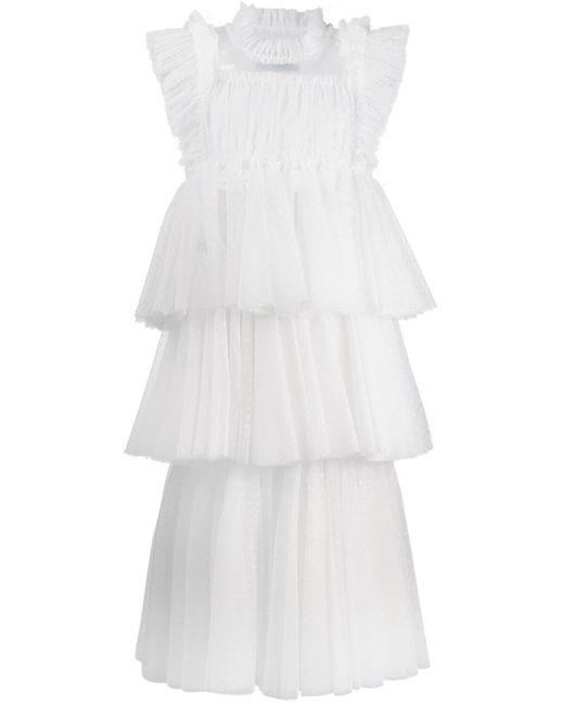 Viktor & Rolf チュール ドレス White