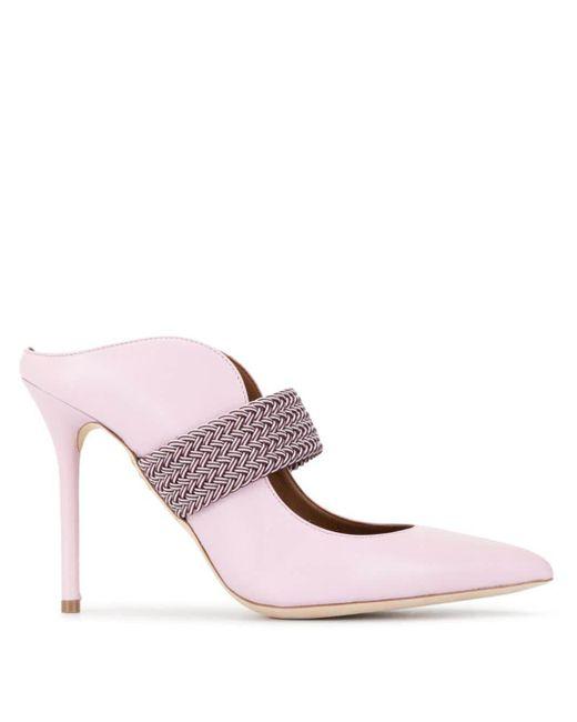 Malone Souliers Maureen パンプス Pink