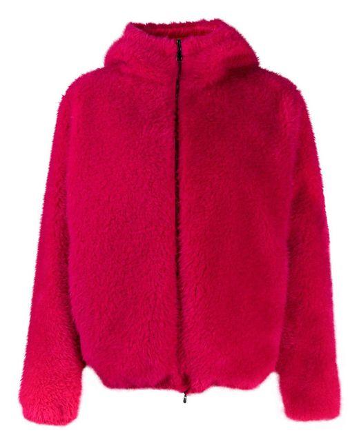 Moncler リバーシブル パデッドジャケット Red