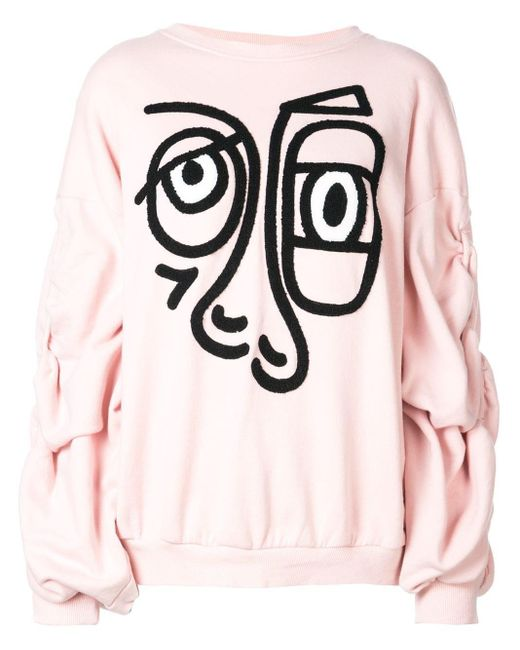 Haculla スウェットシャツ Pink