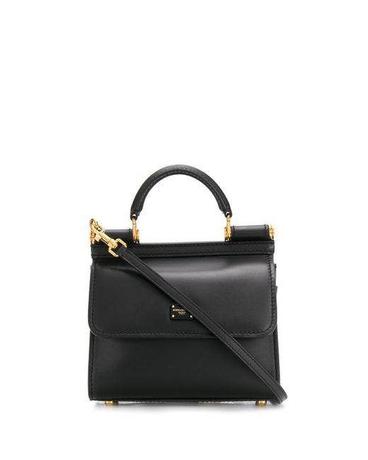Dolce & Gabbana Sicily ミニバッグ Black