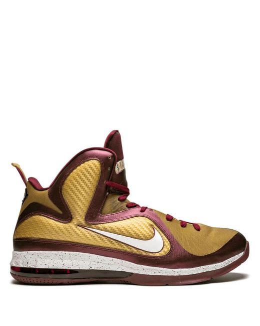 メンズ Nike Lebron 9 Ctk Away Pe スニーカー Red