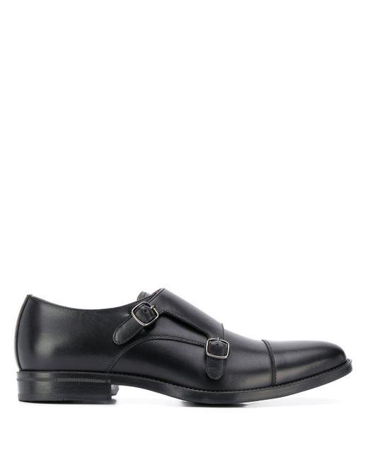 Scarosso Monk-Schuhe in Black für Herren