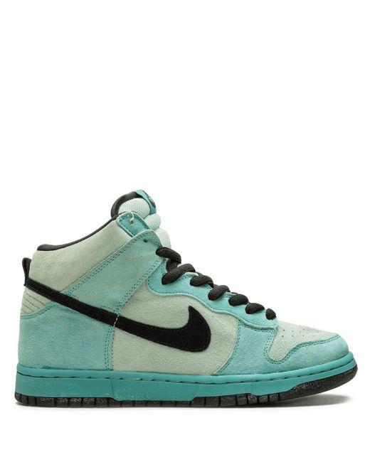 メンズ Nike Dunk High Pro Sb スニーカー Green