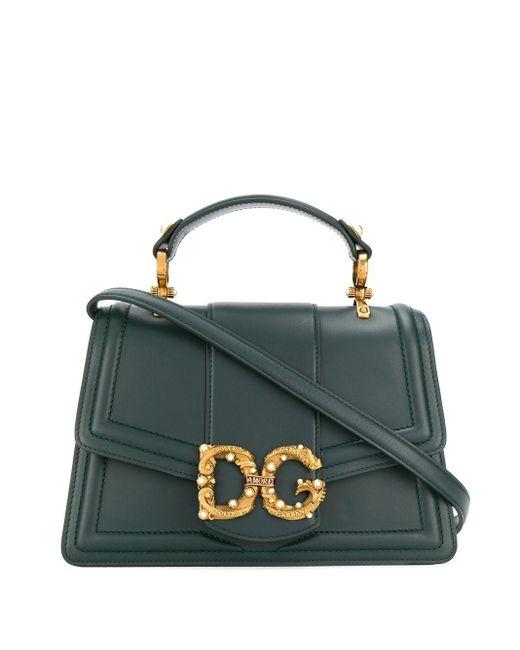 Dolce & Gabbana Amore ハンドバッグ Green