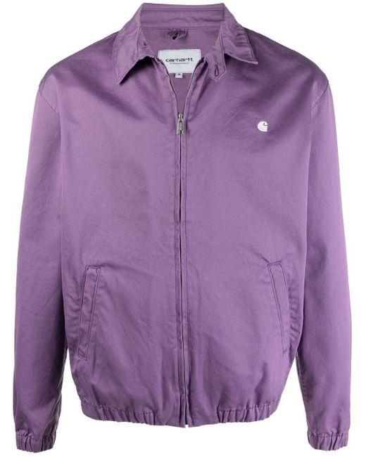 メンズ Carhartt WIP Madison ライトジャケット Purple