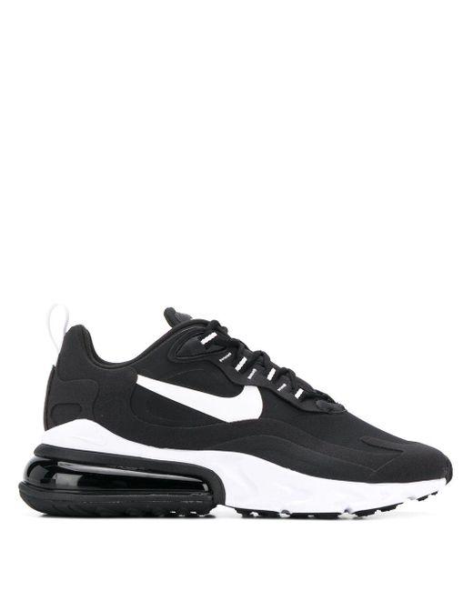 Nike Air Max 270 React スニーカー Black