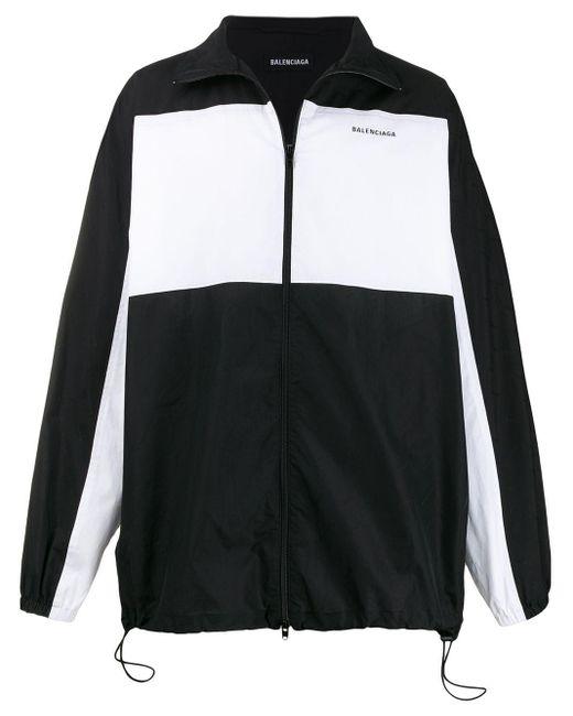 メンズ Balenciaga トラックジャケット Black
