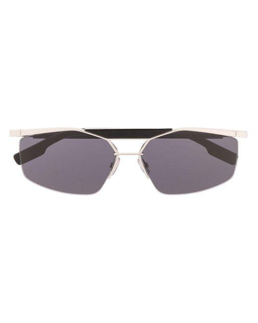 Солнцезащитные Очки Psychodelic В Прямоугольной Оправе Dior, цвет: Black