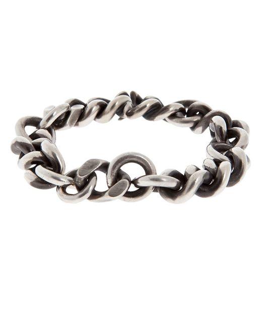Werkstatt:münchen | Metallic Werkstatt:münchen Silver Bracelet for Men | Lyst