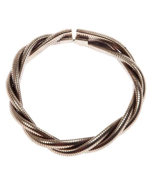 Rosantica | Brown 'regina' Bracelet | Lyst