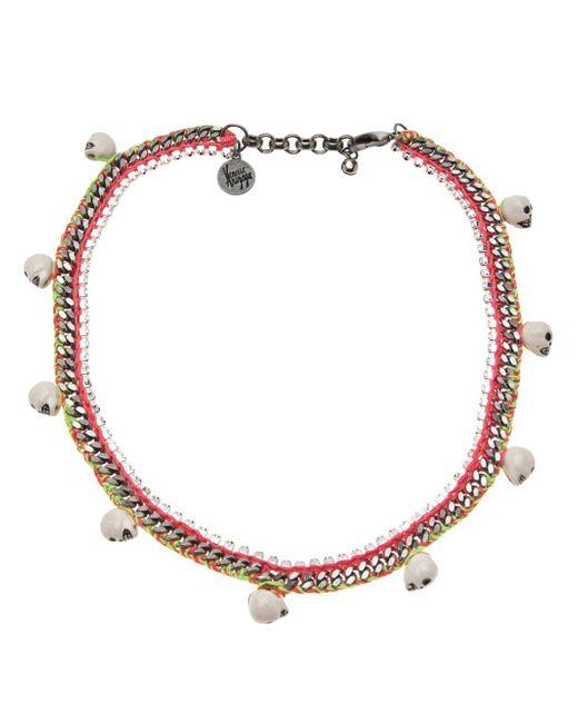 Venessa Arizaga | Red Necklace | Lyst